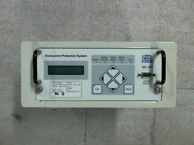 Used Basler D4N3H1N Overcurrent Protection System BE1-951 5A - 60 day warranty