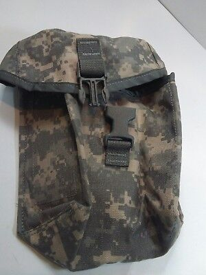 SAW Gunner Pouch - 200 Round - MOLLE Utility Pouch ACU - US Military