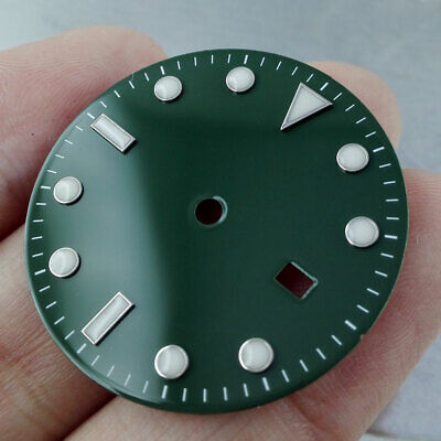 316L Stainless Steel Parnis High quality Watch Crown fit 6497 6498 ST36 Movement