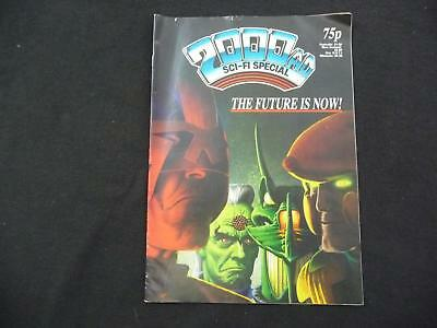 2000AD Sci-fi Special issue 10 comic (LOT#2393)