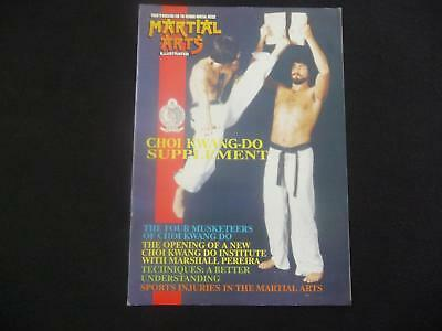 Martial Arts Illustrated magazine Choi Kwang-do supplement (LOT#2658)