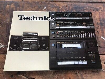 Technics  Hifi Catalogue -  L606