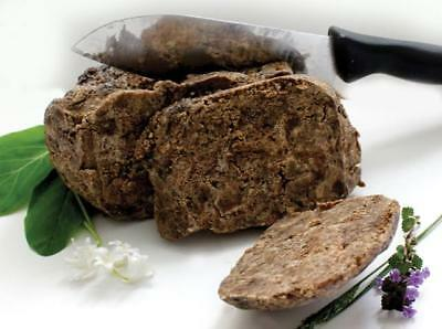 Organic Natural African Black Soap Hair and Body from West Africa 100% Pure Raw