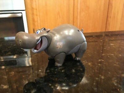 "Beshte Hippo 4"" Pvc Action Figure Disney Lion King Guard Cake Topper"