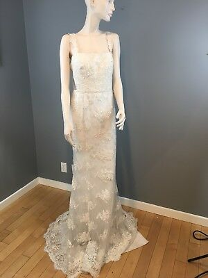 NWT Heartloom Belle Wedding Gown Bridal Dress Size Large