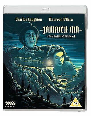 Jamaica Inn Brand New & Sealed Dual Format Blu-ray And DVD 5027035015491