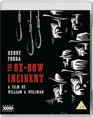 The Ox-Bow Incident Dual Format Blu-Ray And DVD Brand New Sealed 5027035015026