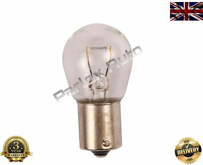 X10 Replacement Rear Stop Tail Brake Bulbs 12V P21//5W Mot Requirement Long Life