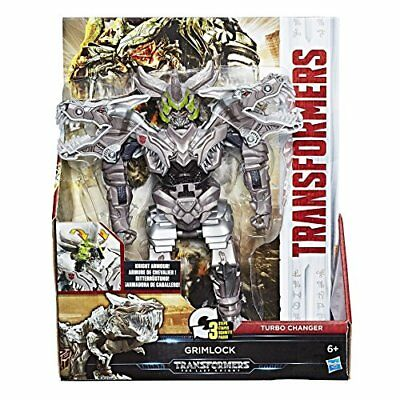Hasbro Transformers C1318ES0 - Movie 5 Knight Armor Turbo Changer Grimlock,