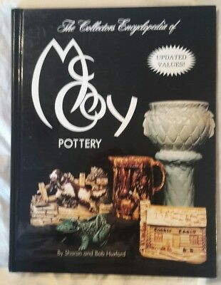 Collectors Reference Book Price Guide - Encyclopedia of McCoy Pottery, Huxford