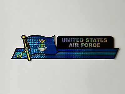 United States Air Force Sticker M628 YOU CHOOSE SIZE