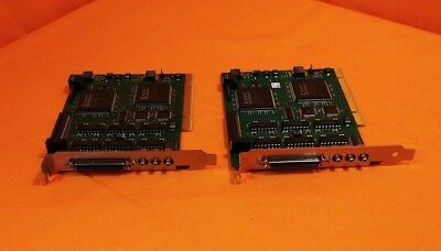 Lot of 2 Perkin Elmer Squirrel Frame Grabber  S A R B  PCI Card 95510214