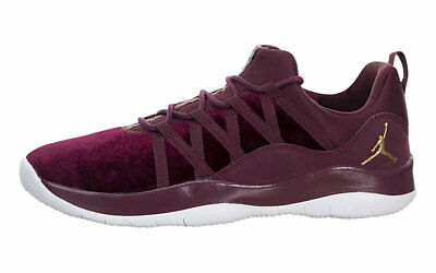 0ca60bac891333 Air Jordan Deca Fly Prem HC GG   845097 609 Velvet Burgundy Girls Sz 4 -