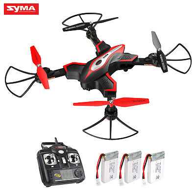 Syma X56W RC Drone Foldable Quadcopter With HD Wifi Camera and Live Video 4CH