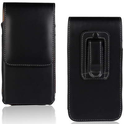 For Samsung Galaxy J1 J2 J3 2016 Universal Vertical Belt Clip Leather Pouch Case