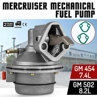 MERCRUISER GM454 502 FUEL PUMP MERCURY MARINE 7 4L 420 425