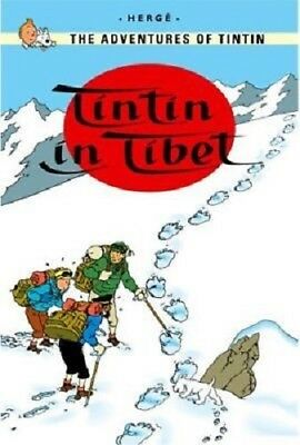 Tintin in Tibet by Herge (Paperback, 2002) Book