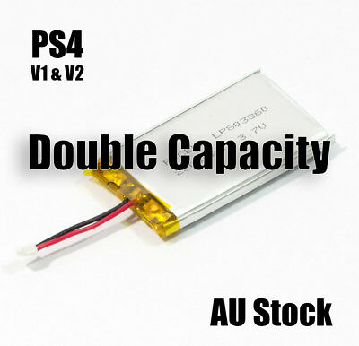 Genuine PKCELL LP803860 Battery Upgrade Sony PS4 Controller and Headset 2000mah