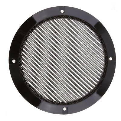 6.5inch Car Audio Speaker Cover Decorative Circle Metal Mesh Grille