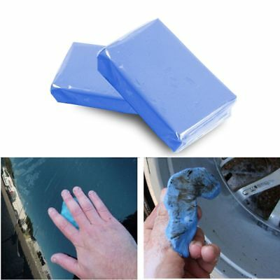 Magic Bar Auto Clean Car Wash Truck Vehicle Detailing Washing Clay Cleaner