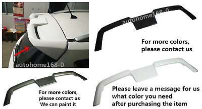 Deflector Paint Style ST Rear Wing For Ford Kuga Escape Rear Spoiler 2013-2018