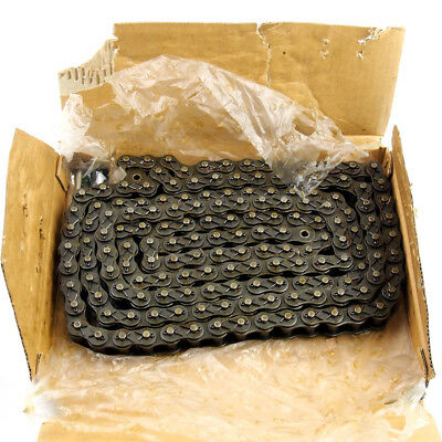Tsubaki RS60 Riveted Roller Chain | 10 Ft | RS60-1COT.10FT