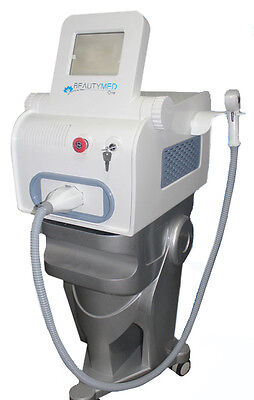 DELUXE Q-Switch Nd YAG Laser Gerät mit 2000 mJ, Tattoo removal, remove Tattoo