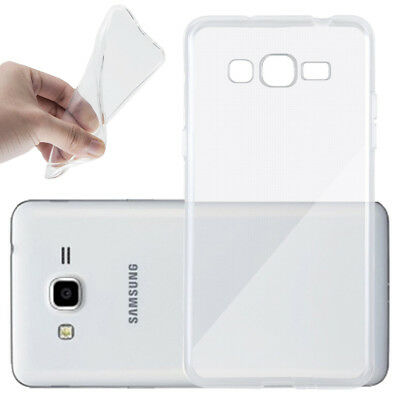 Coque Silicone TPU Clear gel Ultra Fine Samsung Galaxy Grand Prime Plus
