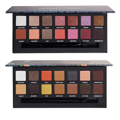 14 Colors Eyeshadow Palette Shimmer Matte Eye Shadow Makeup Cosmetic Charming C
