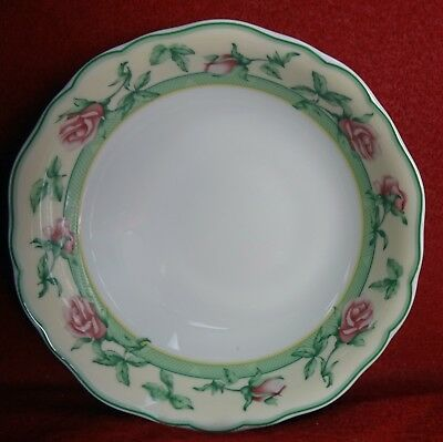 """WEDGWOOD china ENGLISH COTTAGE pattern Cereal Soup or Dessert Bowl - 6-1/8"""""""