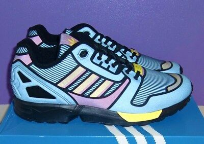 finest selection 6797d 6035f low cost adidas zx flux xeno schwarz reflective daddf 554e2