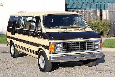 Excellent 1985 Dodge Ram Van B250 Ritz Conversion Van 100 Rust Free Caraccident5 Cool Chair Designs And Ideas Caraccident5Info