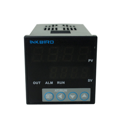Inkbird °F and °C Display PID Stable Temperature Controller ITC-106VH (ITC-106VH