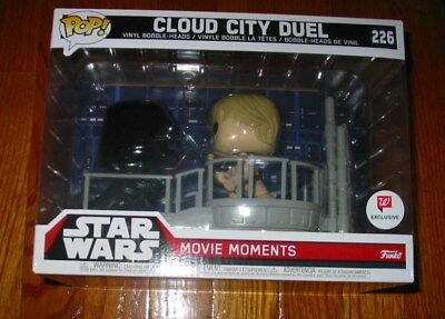Funko Pop! Star Wars Movie Moments Cloud City Duel #226 Walgreens Exclusive