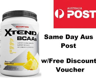 Scivation Xtend BCAAs L-Leucine L-Glutamine L-Isoleucine JUMBO 90 SERVE/SERVINGS