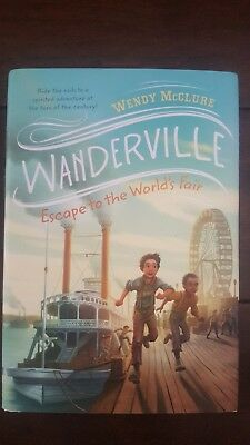 Wanderville: Escape to the World's Fair 3 by Nikki Loftin and Wendy McClure