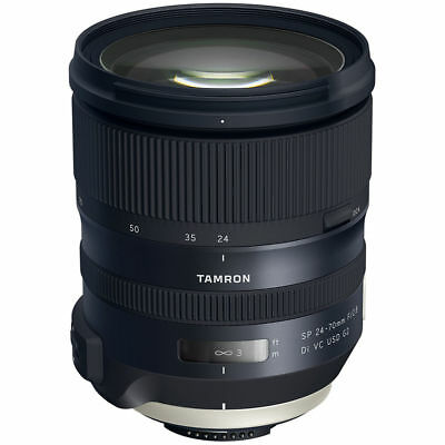 Tamron SP 24-70mm f/2.8 Di VC USD G2 Lens for Nikon F A032N ZF