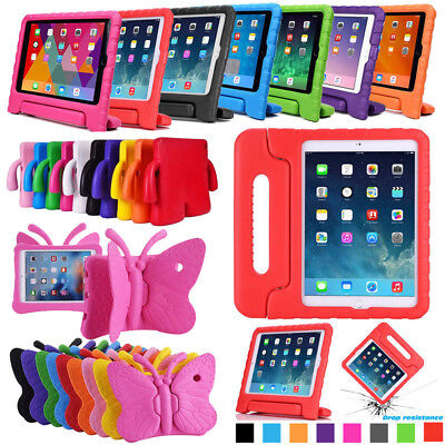 """For New Apple iPad 9.7"""" 2018 2017 EVA Case Kids Friendly Shock Proof Stand Cover"""