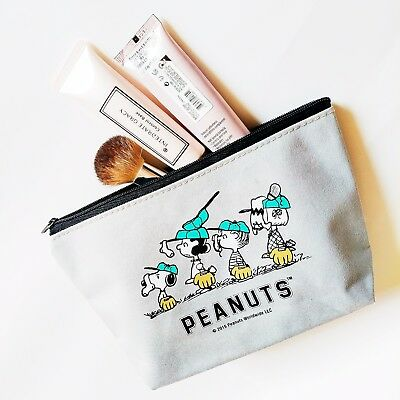 Cute Snoopy Peanuts Pencil Case/Make up Bag/Cosmat​​​ic Bag Holder Handbag