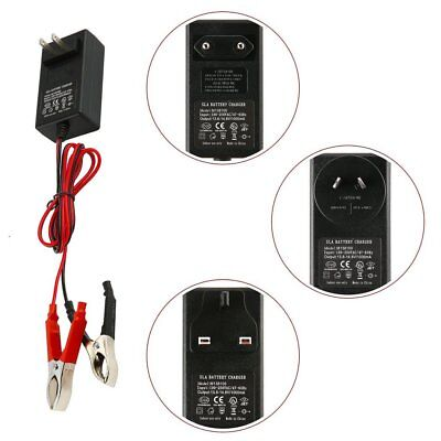 Portable 12V Car Trickle Battery Charger Van Truck Motorbike Maintainer 2018 HP