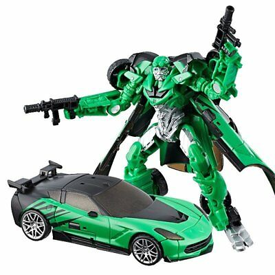 Us Seller Transformers The Last Knight Premier Edition Deluxe Crosshairs Figure