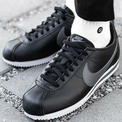 Sneakers Leather Sport 749571 Nike Cortez Cuir 011 Chaussures Hommes Classic nkO08Pw