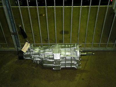 Toyota Supra W Series 5 Speed Gearbox Reconditioned Outright
