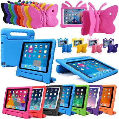 """Heavy Duty Shock Proof Kids Stand EVA Case Cover for iPad 9.7"""" 2017 2018 5th/6th"""