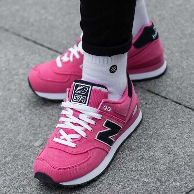 NEW BALANCE BASKETS 455 Rose Fille EUR 22,49 | PicClick FR