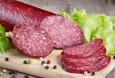 SUMMER SAUSAGE  seasoning 6.6 oz for 10 lb meat SPECIAL TRADITIONAL PRODUCT