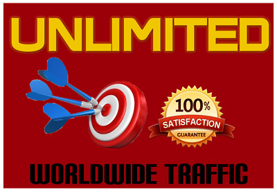 Unlimited Targeted Human Traffic From Search Engine & Social Media + Live Stats