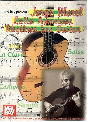 Latin Styles for Guitar Sheet Music Guitar Book and CD NEW 000001123