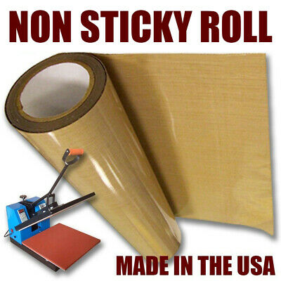 "Teflon Roll - 18"" x 20 yards   FILM .003  SHEET HEAT PRESS"