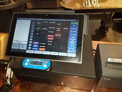 RCS (Positouch) Point of Sale Software and Hardware